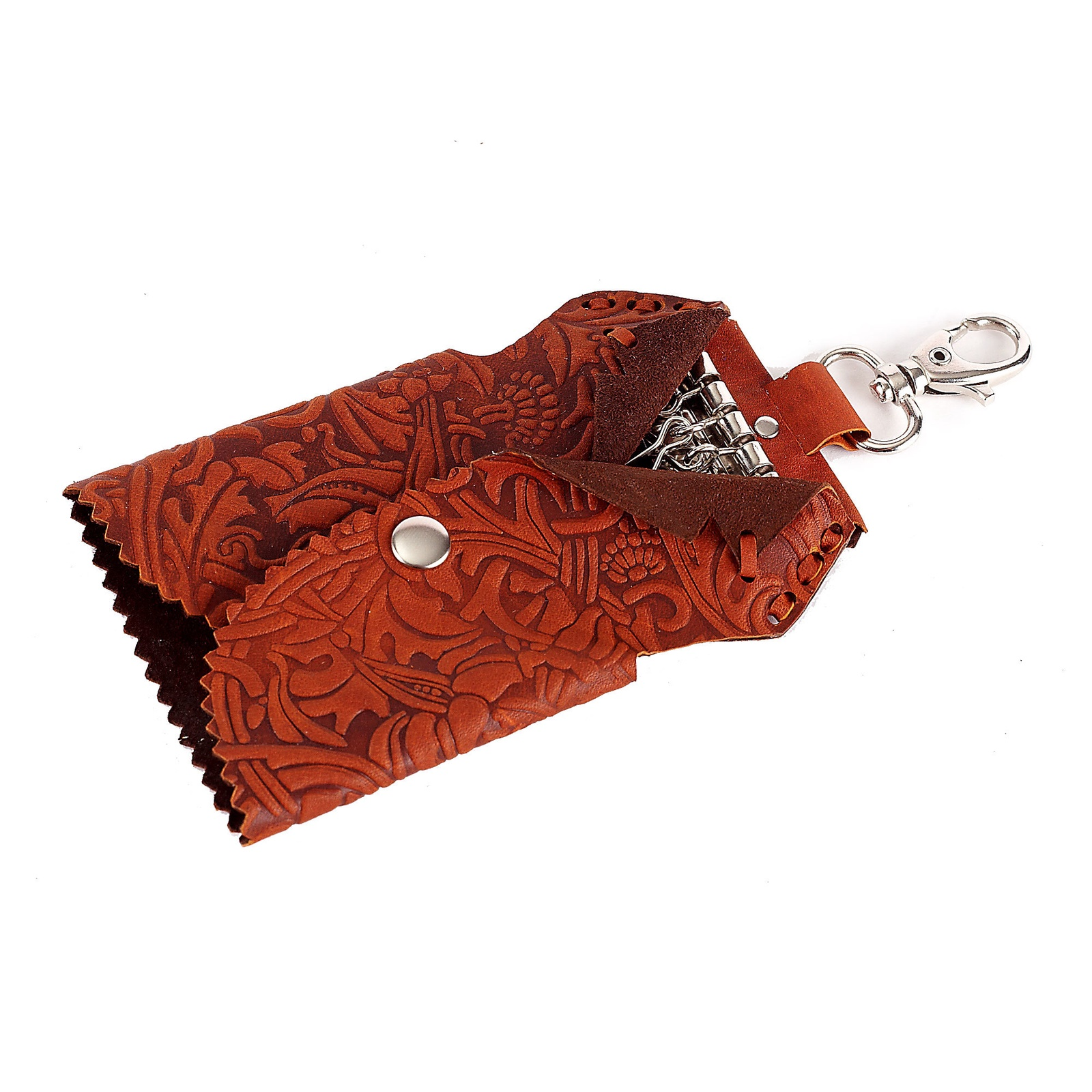 Футляр для ключей Makey, 424-024-07-05М, бордовый цены