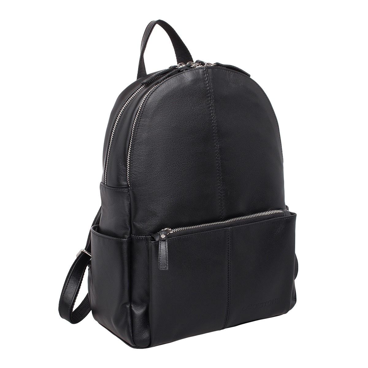 Рюкзак LAKESTONE Belfry Black, черный