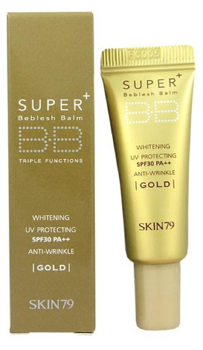 BB крем Skin79 Super Beblesh Balm SPF30 PA++ Gold, 7 г вв крем skin79 super plus beblesh balm orange 7 мл