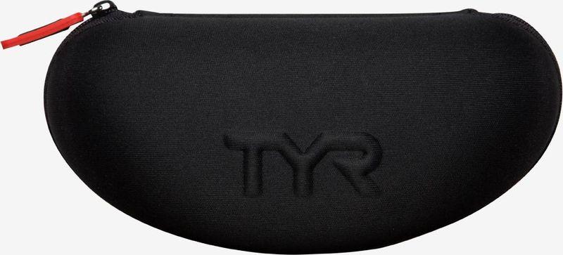 Чехол защитный для очков TYR Protective Goggle Case, LGPCASE, черный