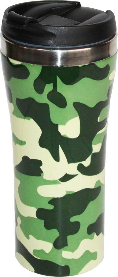 Термокружка Diolex, DXM-450-3, зеленый, 450 мл vilenta beauty box musthave 450 мл