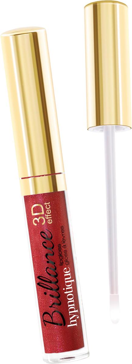 Блеск для губ с 3D-эффектом Vivienne Sabo Brillance Hypnotique d215235354, тон №54 искрящийся розовый, 3 мл vivienne sabo блеск для губ brillance hypnotique 3d эффект тон 33 3 мл