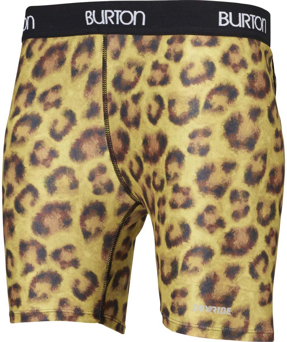 Шорты защитные женские Burton Wb Luna Short, цвет: разноцветный. Размер L