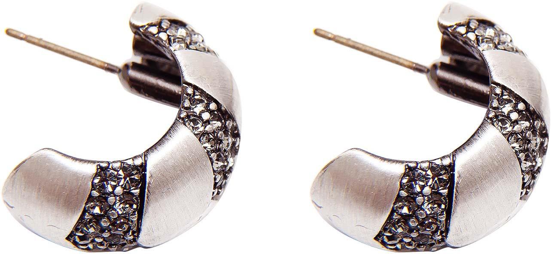 Серьги Kameo-bis ER702073, серебряный жен крупногабаритные прочее стразы серьги слезки секси крупногабаритные мода серебряный лиловый розовый волны серьги назначение