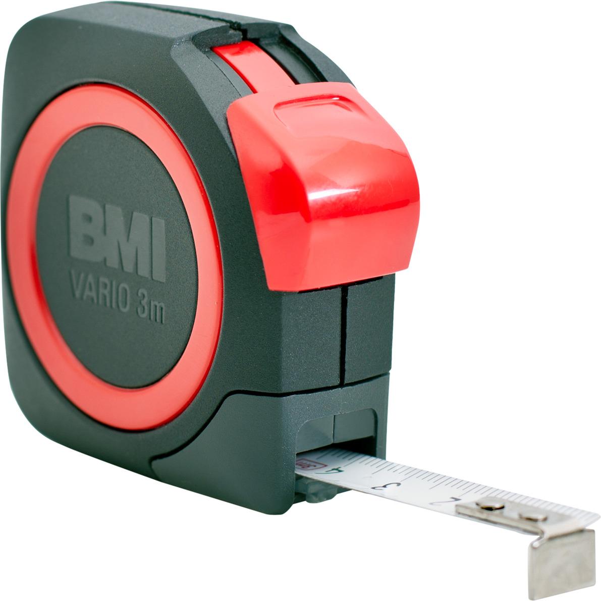 Измерительная рулетка BMI Vario, 411341120, 3 м
