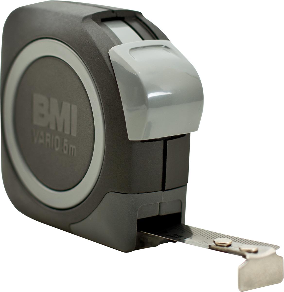 Измерительная рулетка BMI Vario Rostfrei, 411543120, 5 м
