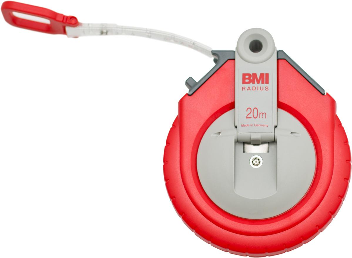 Измерительная рулетка BMI Radius, 501214020BF , 20 м