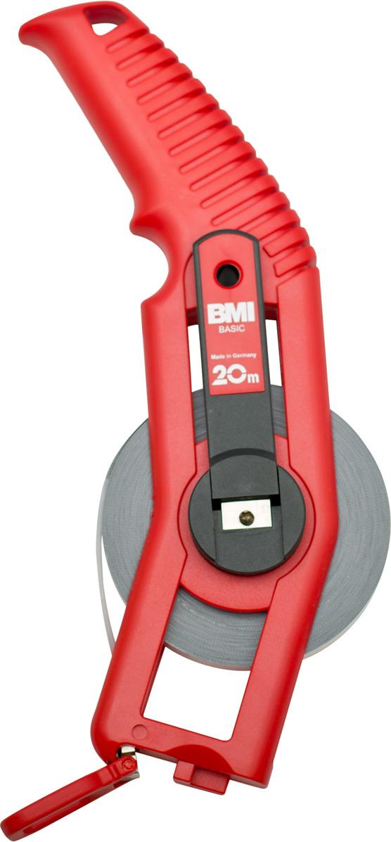 Измерительная рулетка BMI Basic, 501314020BHF , 20 м