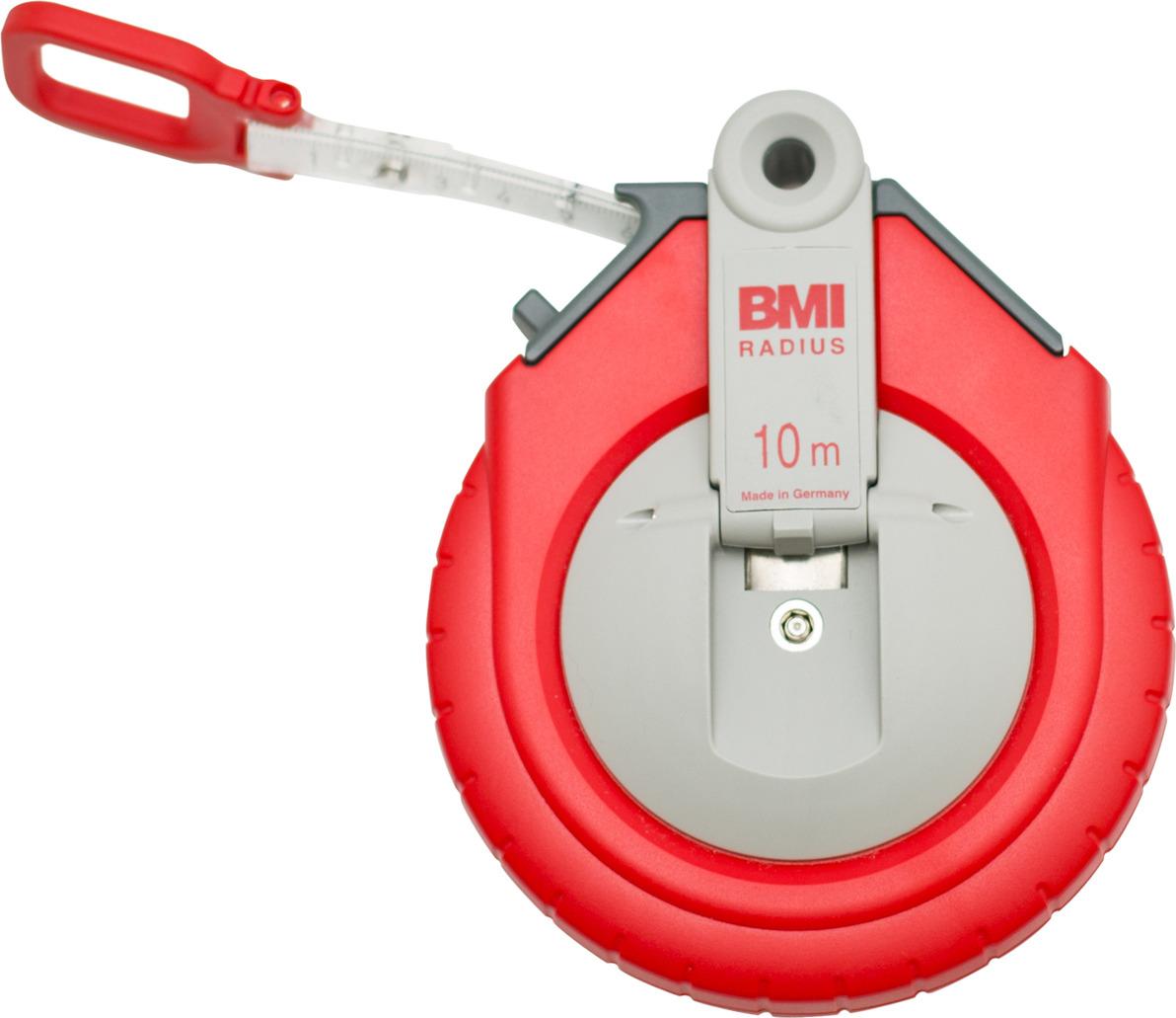 Измерительная рулетка BMI Radius, 520214010B, 10 м цена