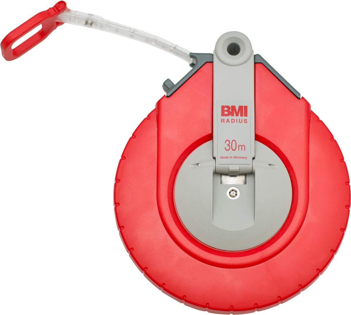Измерительная рулетка BMI Radius, 520234030B, 30 м