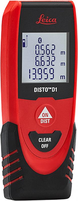 купить Лазерный дальномер LEICA Disto D1-1 онлайн