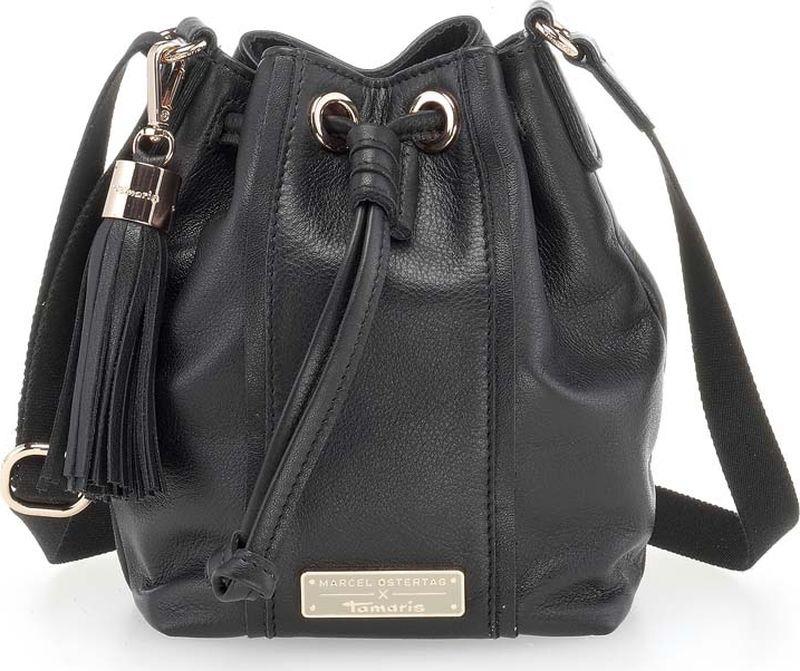 Сумка женская Tamaris, 2714181-001, черный цена