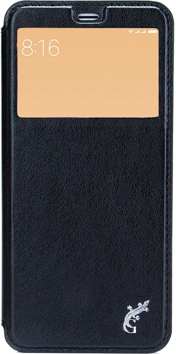 Чехол G-Case Slim Premium для Xiaomi Mi A2 / Mi 6X, GG-976, Black g case slim premium чехол для xiaomi mi5x mi a1 black