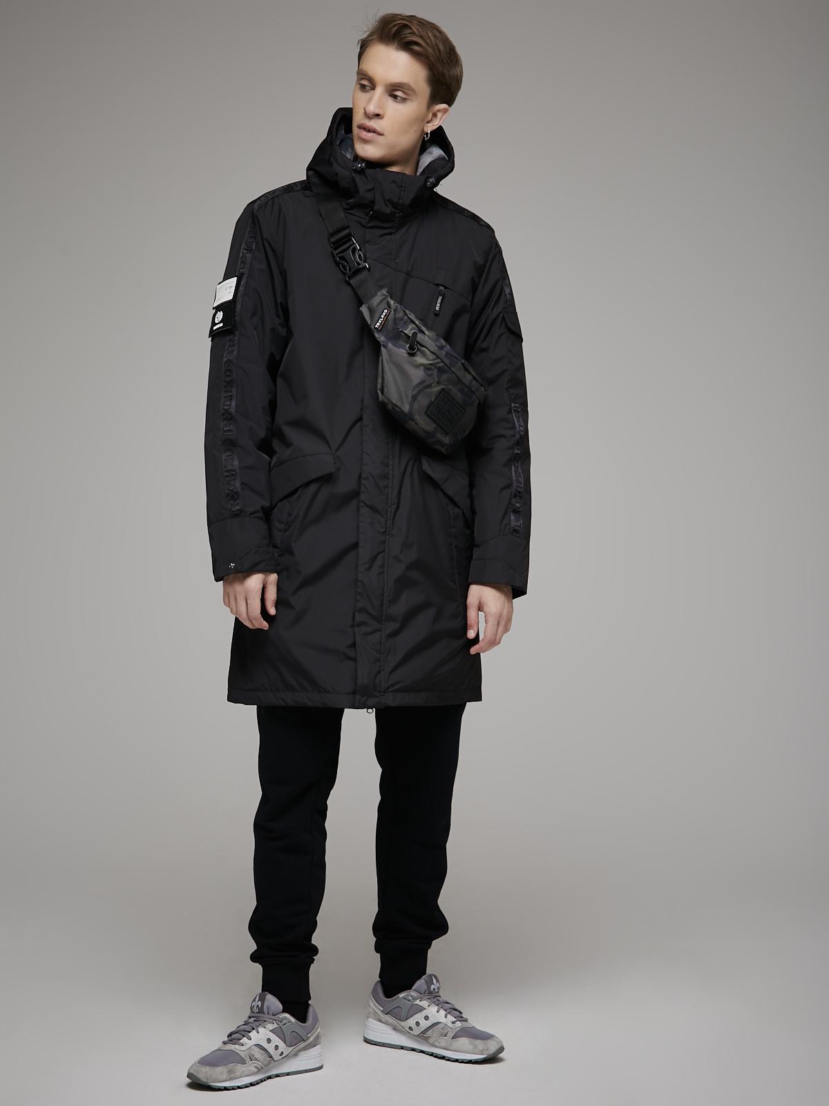 Куртка TRAILHEAD trailhead trailhead homeboy black