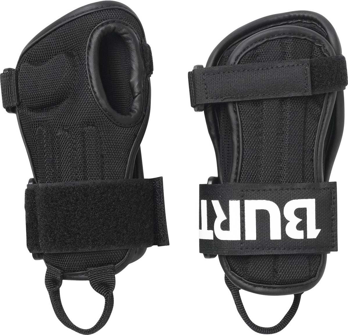Защита запястья мужская Burton Adult Wrist Guards, цвет: черный. Размер M сноубордические перчатки roxy jetty