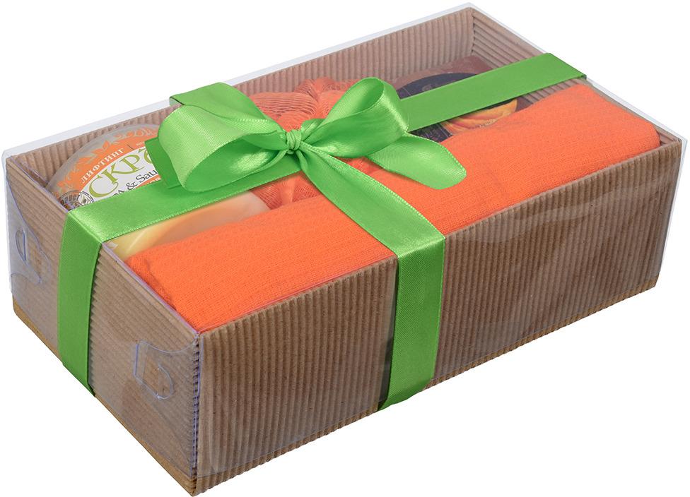 Подарочный набор Банные штучки Медовое SPA, 41375, 4 предмета мыло глицериновое банные штучки 33021