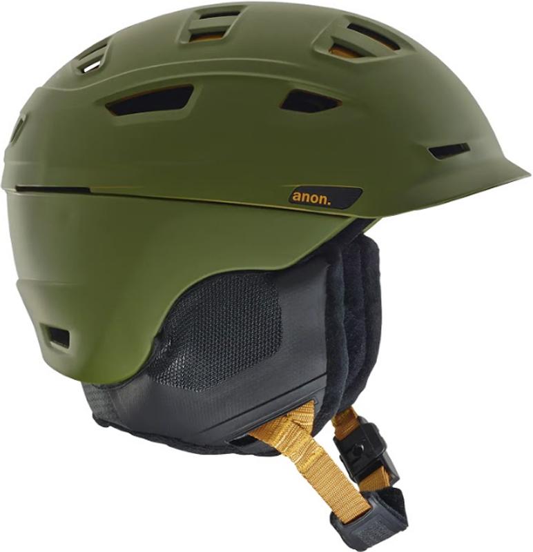 Шлем горнолыжный Anon Prime Mips, цвет: зеленый. Размер L gangxun зеленый цвет l