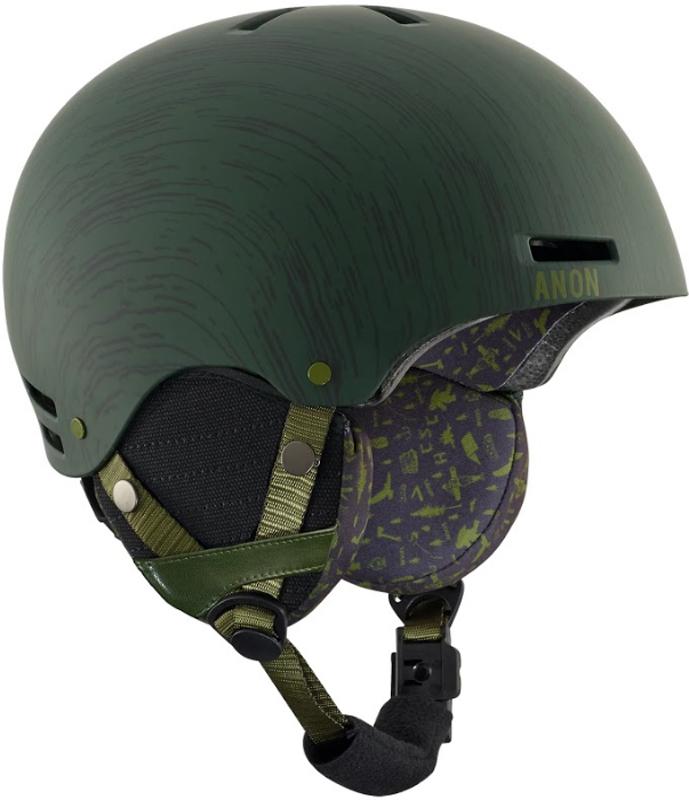 Шлем горнолыжный для мальчика Anon Rime. Размер L/X