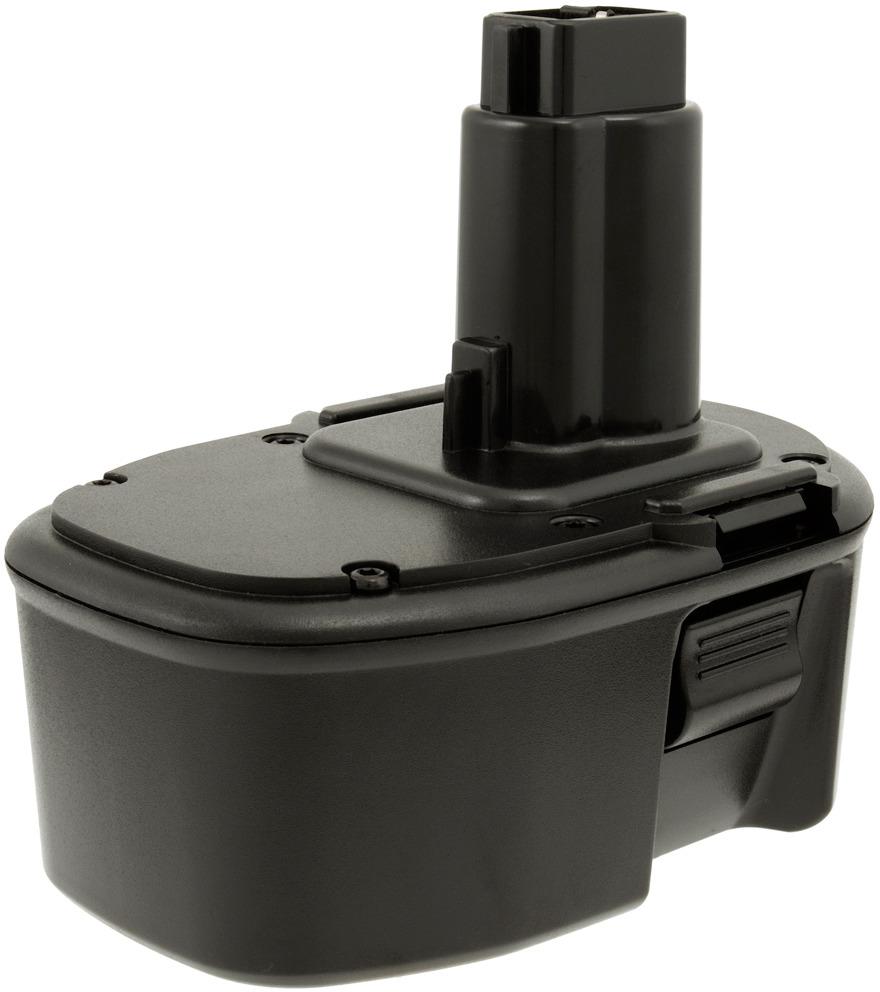 Аккумулятор НКБ-1420-DW-A для шуруповертов DeWalt, 6127308, черный аккумулятор заряд нкб 1415 хт a для шуруповертов hitachi 14 4в 1 5ач nicd