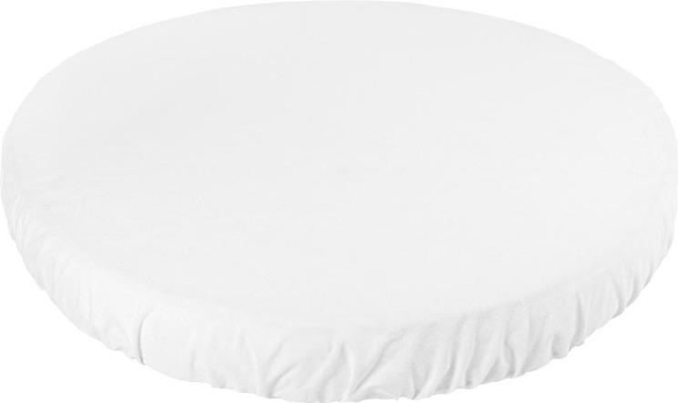 цена Наматрасник круглый детский Sweet Baby SB-K011, 383047, белый, диаметр 75 см онлайн в 2017 году