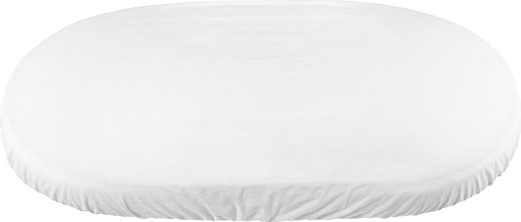цена Наматрасник Sweet Baby SB-K012 овальный белый онлайн в 2017 году