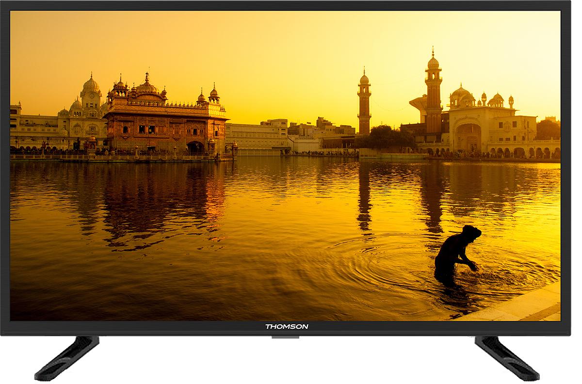 лучшая цена Телевизор Thomson T32RTE1220, черный