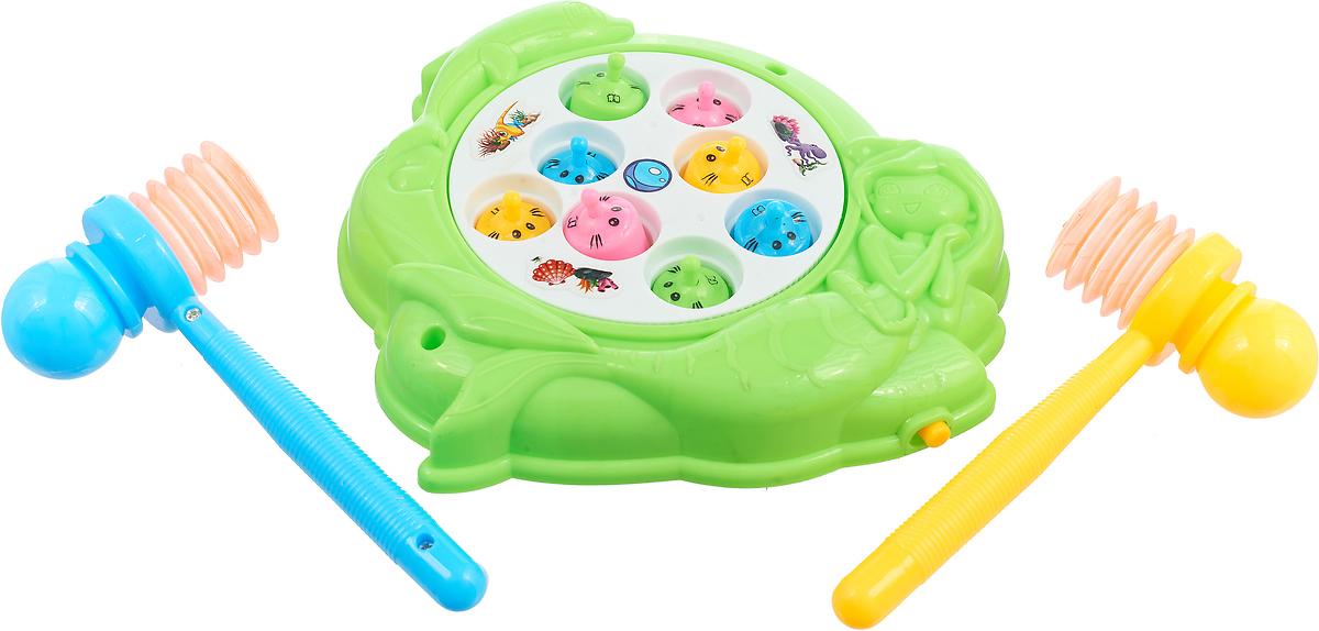 Игрушка для ванной Veld Co Рыбалка, 67863, зелёный коробка подарочная veld co giftbox трансформер разноцветные горошки цвет белый 10 3 х 10 3 х 9 8 см