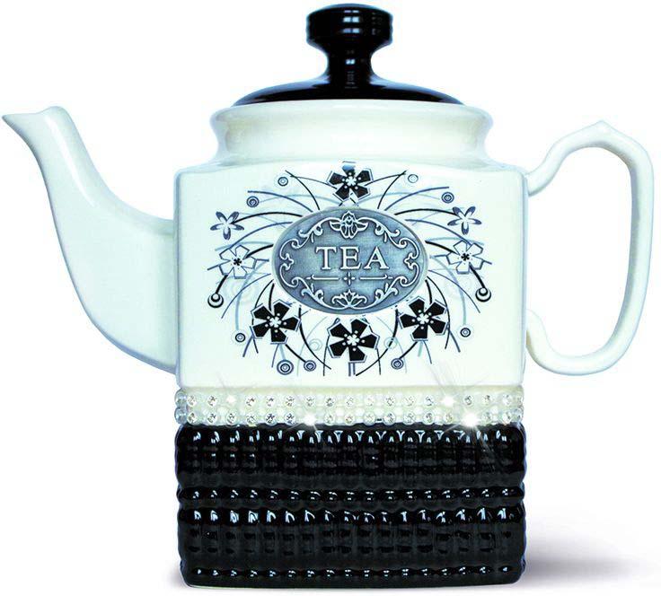 Чай черный Hyton Керамический чайник Авангард, 80 г ручной работы с деревом керамические портативный китай gongfu чай кубок чайник путешествия set