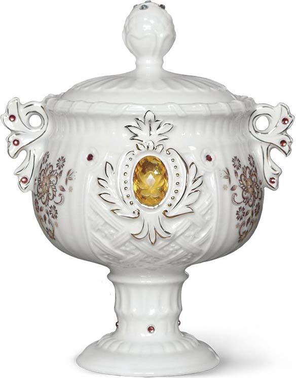 Чай черный Hyton Керамическая конфетница Кристел, 80 г конфетница lefard голден 18х10 5х14см на ножке стекло