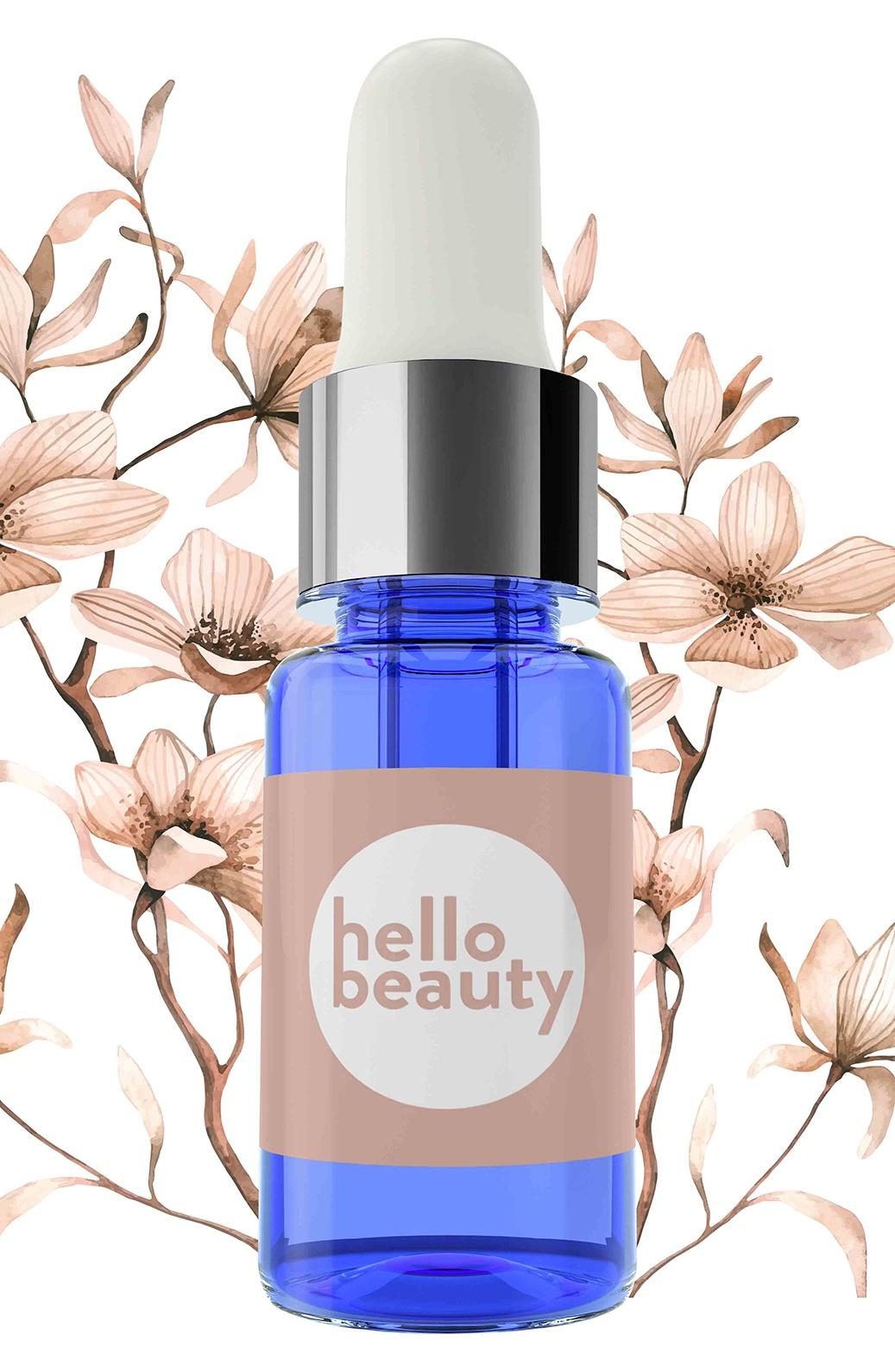 Сыворотка для лица Hello Beauty, для кожи вокруг глаз, 30 мл сыворотка для кожи вокруг глаз экстракты ценных азиатских растений