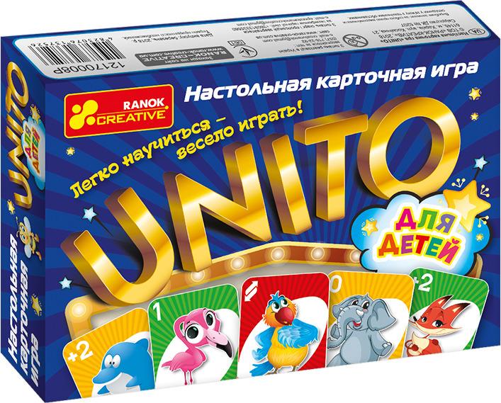 Настольная игра Ранок Unito для детей