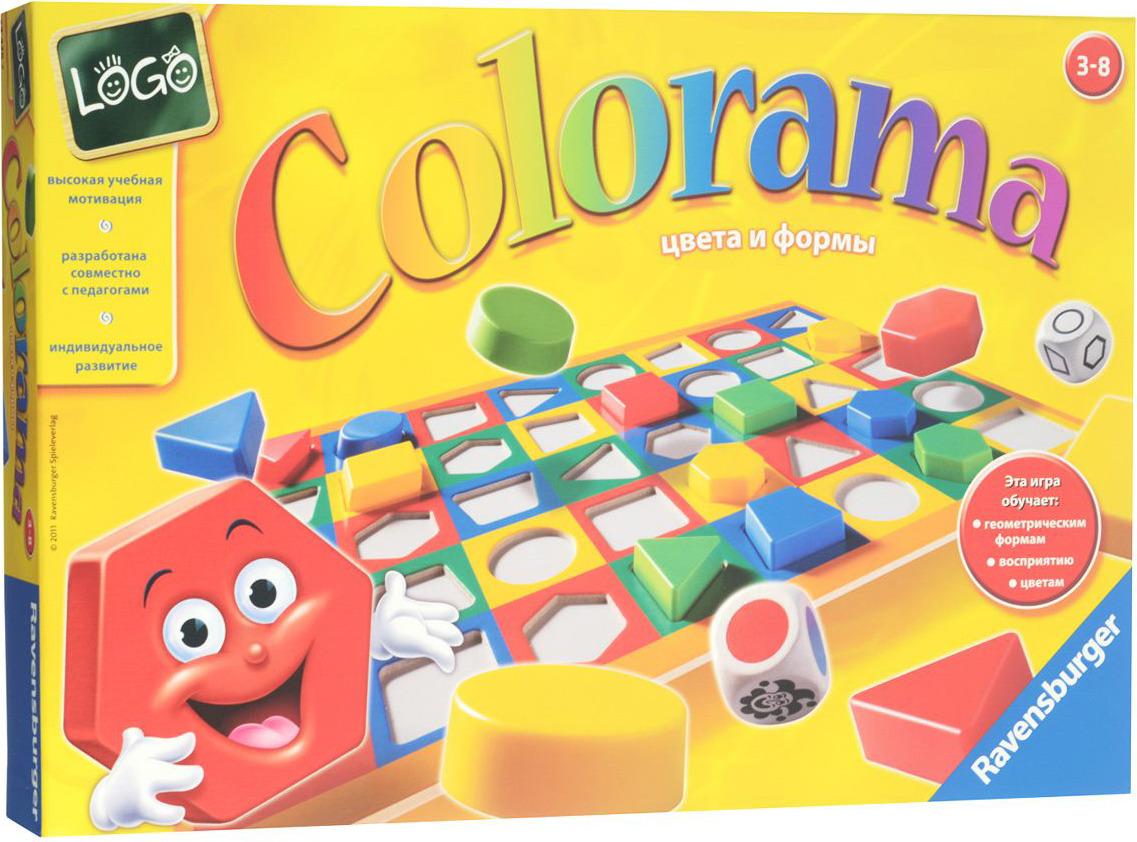 Ravensburger Настольная игра Колорама