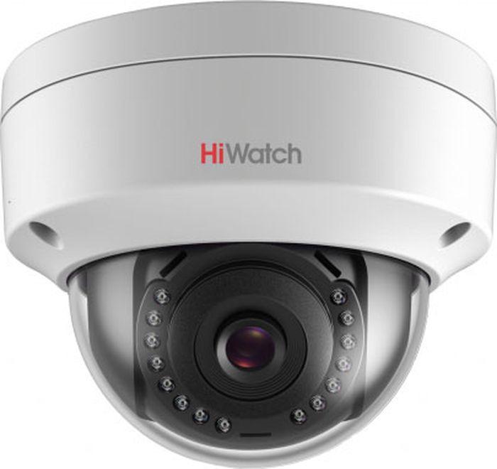все цены на IP видеокамера Hiwatch DS-I102, 1252461, 2,8 мм онлайн