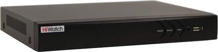 IP-регистратор Hiwatch DS-N308/2P, 1252516 видеорегистратор hiwatch ds n316 2p в 16 ip 8мп аудиовход 1 канал rca видеовыход 1 vga и 1 hdmi до 4к аудиовыход 1 канал rca видеосжатие h