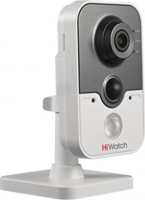 все цены на IP видеокамера Hiwatch DS-I114, 1252468, 4 мм онлайн