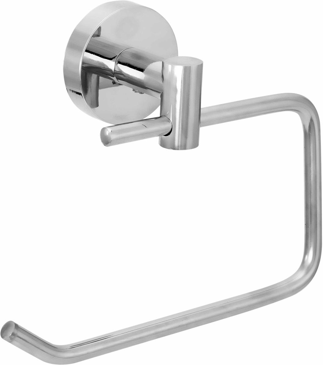 Держатель для туалетной бумаги Fora Long L016, серебристый цена