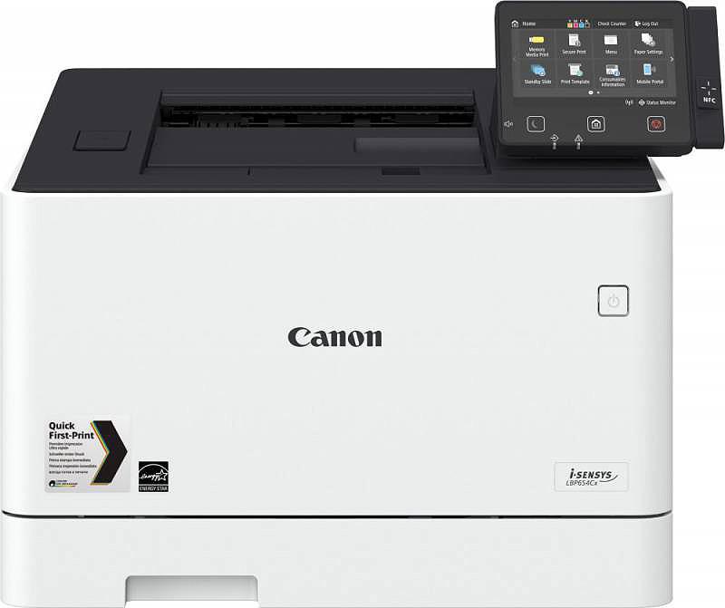 Принтер Canon i-SENSYS LBP654Cx, белый