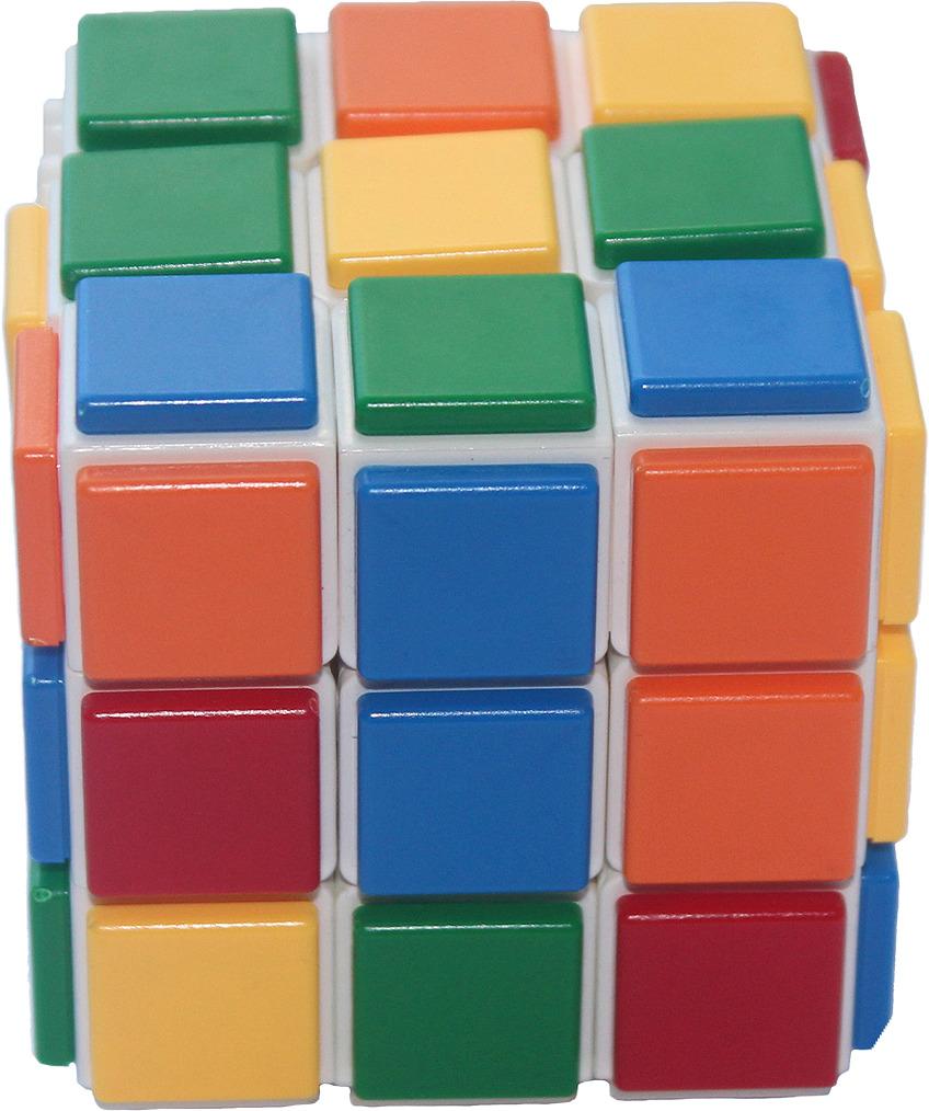 Головоломка Город игр Кубик конструктор, GI-6738GI-6738Головоломка Кубик конструктор во многом напоминает знаменитый кубик Рубика, сборка которого не только помогает увлекательно заполнить досуг или скоротать ожидание, но также развивает логическое мышление, умение искать нестандартные решения сложных задач. Кроме того, игра с ним действует успокаивающе, помогая отвлечься и развить скорость и координацию движения пальцев.Подойдет для ребенка от 6 лет и старше, в качестве развивающей игрушки.