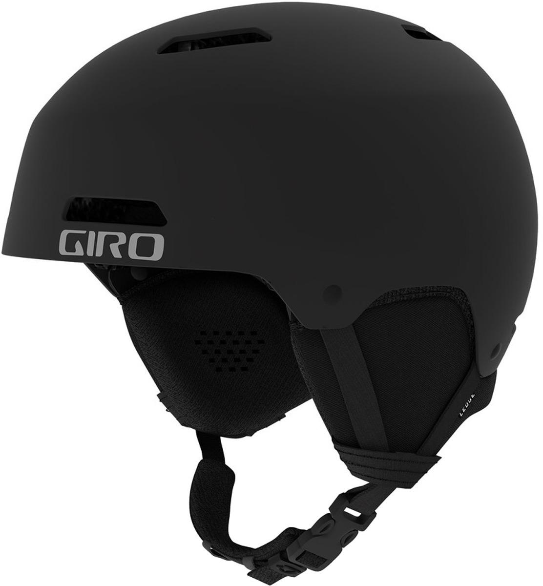 Шлем горнолыжный Giro Ledge, 7060351, черный, размер S (52-55)