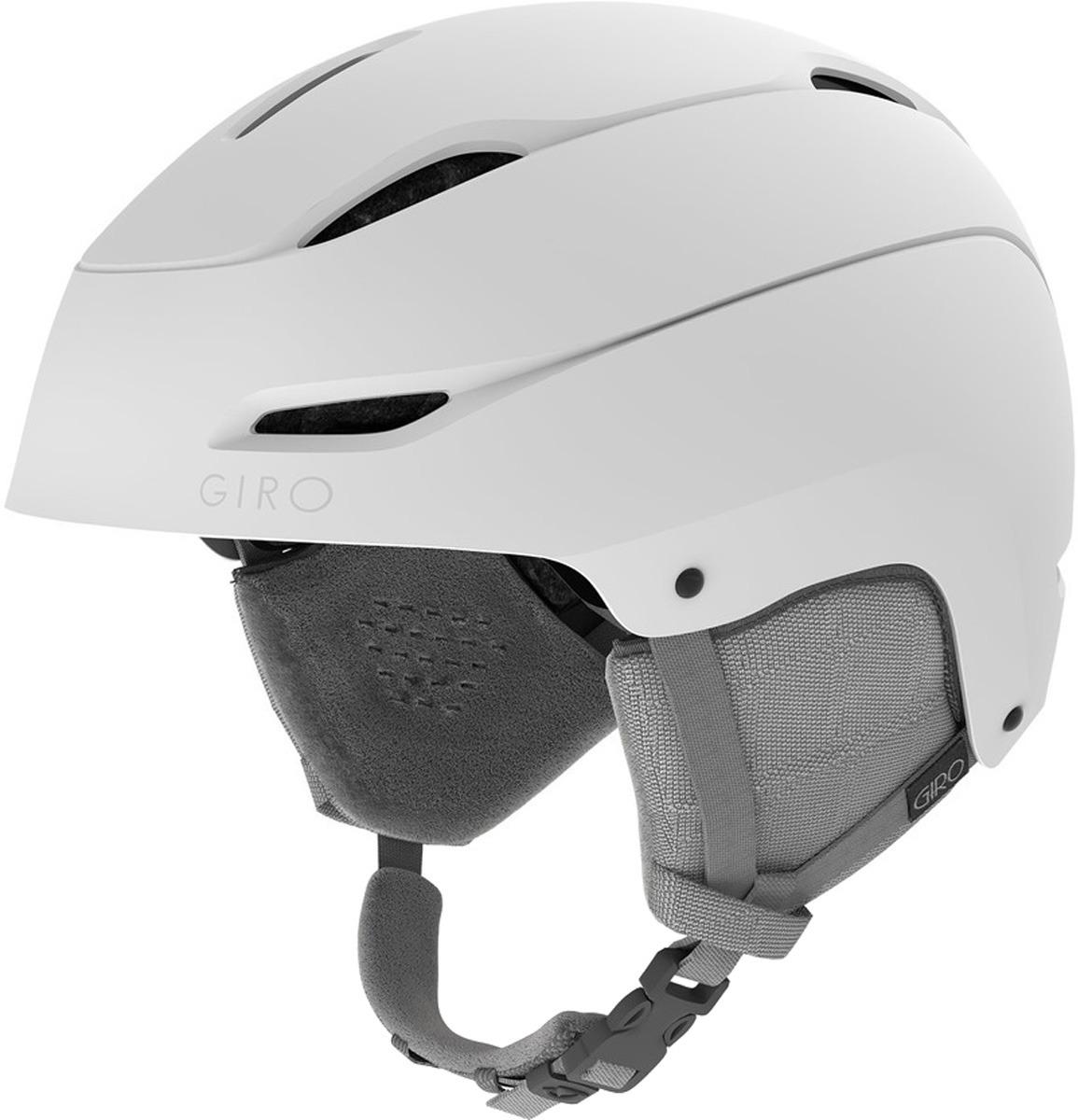 Шлем горнолыжный Giro Ceva женский, 7094004, белый, размер S (52-55) цена 2017