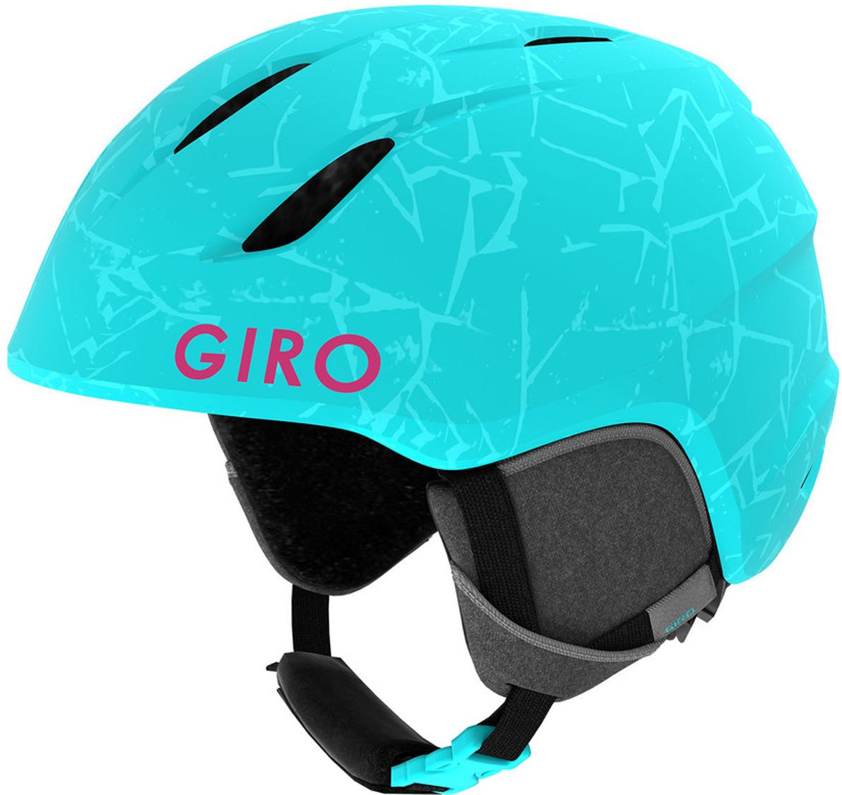 Шлем горнолыжный Giro Launch детский, 7094029, голубой, размер S (52-55)