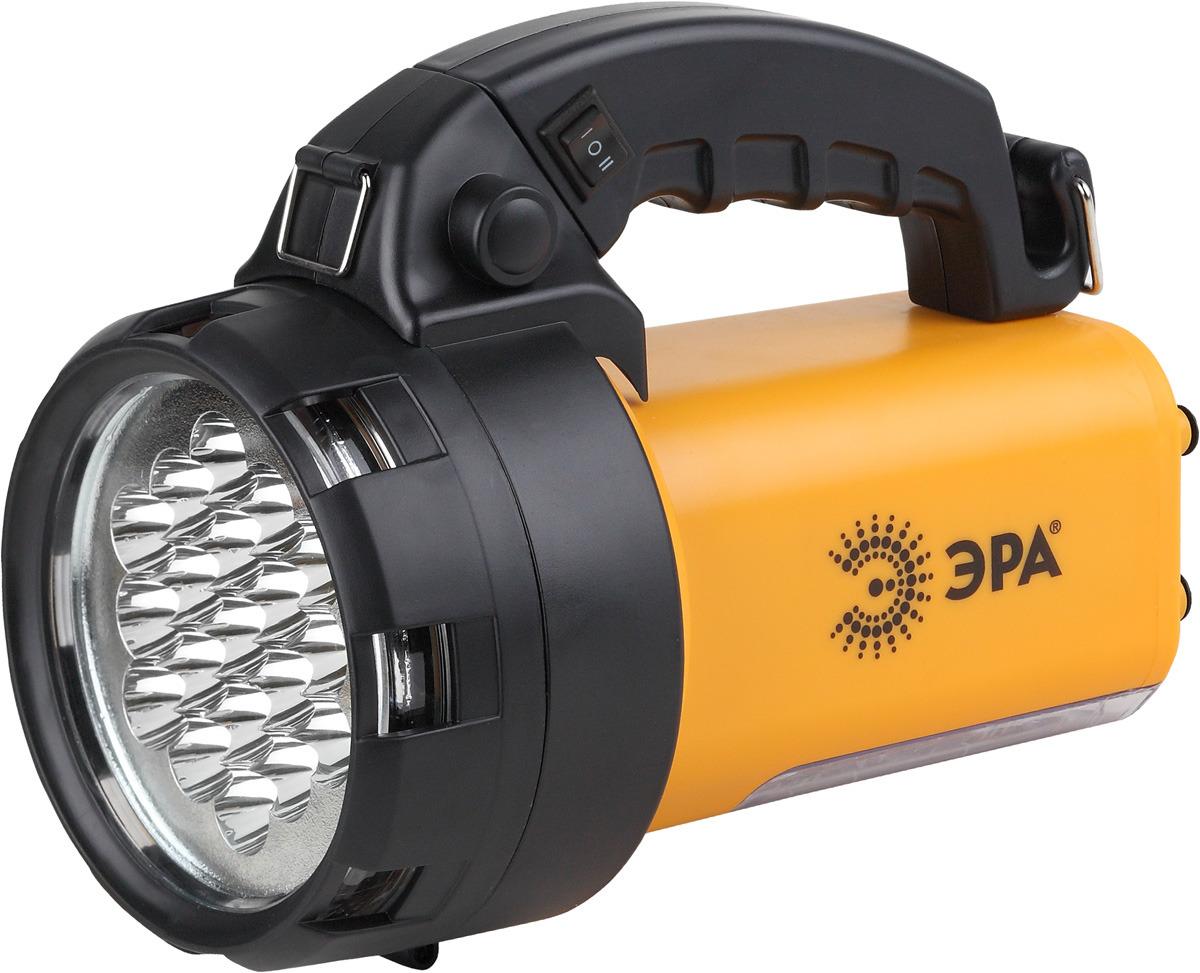 Фара-искатель ЭРА Альфа PA-601, Б0031036, оранжевый, черный