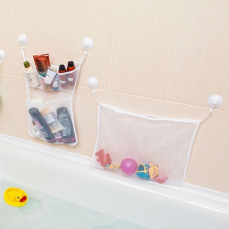 Органайзер для хранения в ванну 2 в 1 UniGood, 2 шт ziqiao хранения улова зрелище организатор окно кэдди автокресло щель карман 2 шт