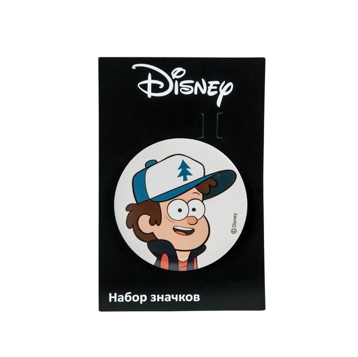Набор значков Disney Гравити Фолз Диппер 1 дисней disney капитан америка маски мешок мальчики schoolbag дисней мальчиков 1 4 классов ba5037a сапфир