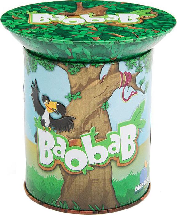 Blue Orange Настольная игра Баобаб Baobab blue orange настольная игра blue orange дело в шляпе