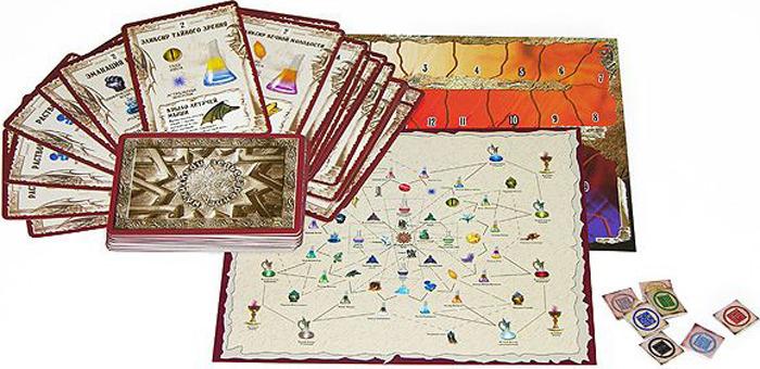 Hobby WorldНастольная игра Зельеварение Практикум Базовый набор