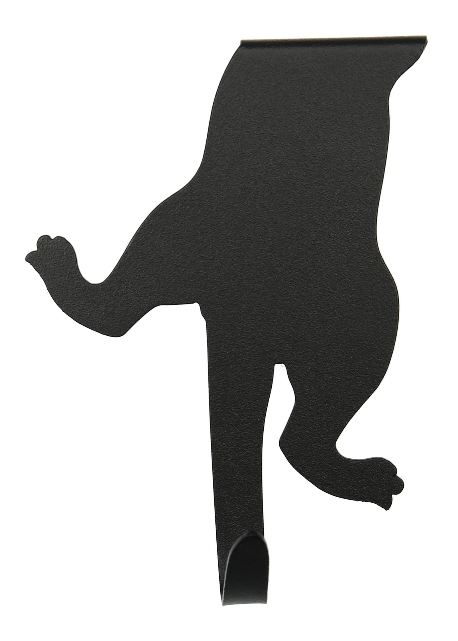 """Крючок для одежды WOODHORSE Крючок надверный самоклеящийся """"Забавный котенок"""", Металл"""