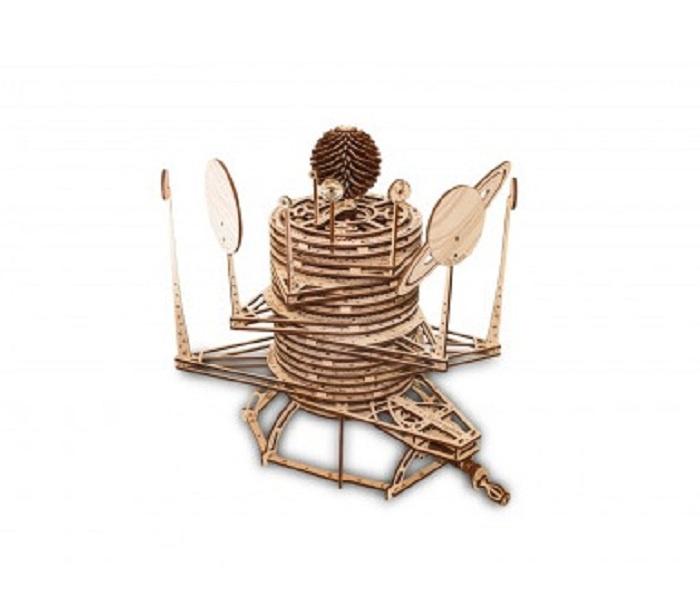 все цены на Деревянный конструктор Eco Wood Art 3D PLANETARIUM