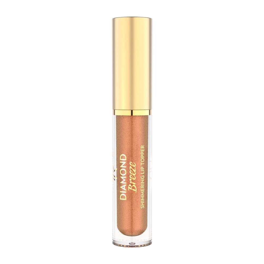 Блеск для губ Golden Rose DIAMOND BREEZE SHIMMERING LIP TOPPER, тон 03, медный цена