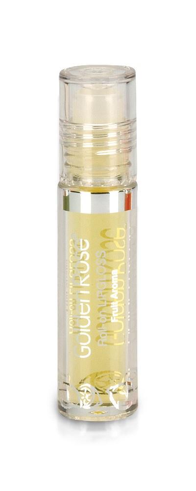 Блеск для губ Golden Rose Roll-on Lipgloss Лимон шариковый, 30 г цена